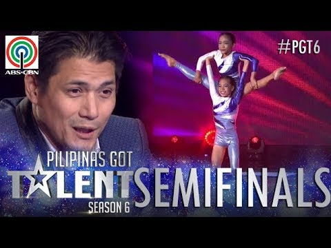 Pilipinas Got Talent 2018 Semifinals: DWC Aeon Flex - Acrobatic