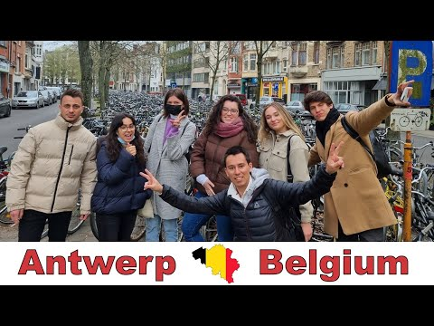 Living in Belgium and studying at University of Antwerp as an exchange student during pandemic 2021