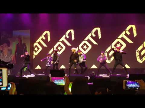 170218 GOT7 - Hard Carry