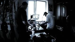 RH- sesja nagraniowa: DJ Kebs i RakRaczej