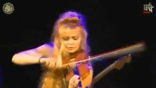 открытие концерта в театре эстрады,Шторм вивальди в исполнении Принцессы скрипки