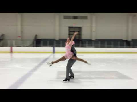 Senior Pair Test- Linde LaChance & Kenneth Anderson 8-31-16