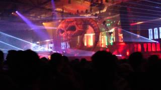Noize Suppressor vs Mad Dog - Bassdrum Bitch @ MOH 2015-03-28