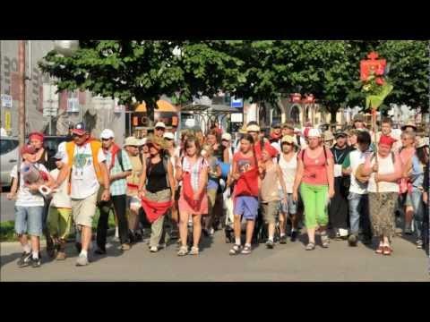 Piesza Pielgrzymka Krakowska 2010 - Piosenka Grupy Mogilskiej - Do Maryi  chodź!