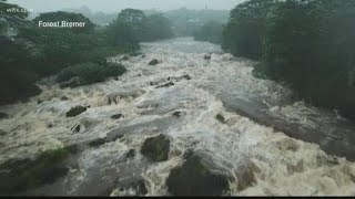 Hurricane Lane Brings 'Catastrophic' Flooding to Hawaii