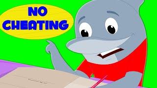 No Cheating Song Preschool Learning Songs Nursery Rhymes Kids Songs kids tv
