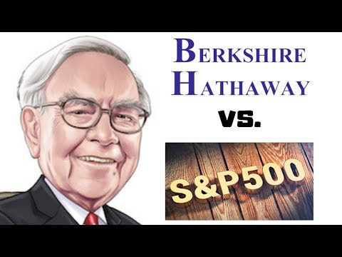 BERKSHIRE STOCK IS BETTER (5 REASONS) THAN S&P 500 INDEX FUND - WARREN BUFFETT