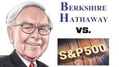 BERKSHIRE STOCK IS BETTER (5 REASONS) THAN S&P 500 INDEX FUND - WARREN BUFFETT