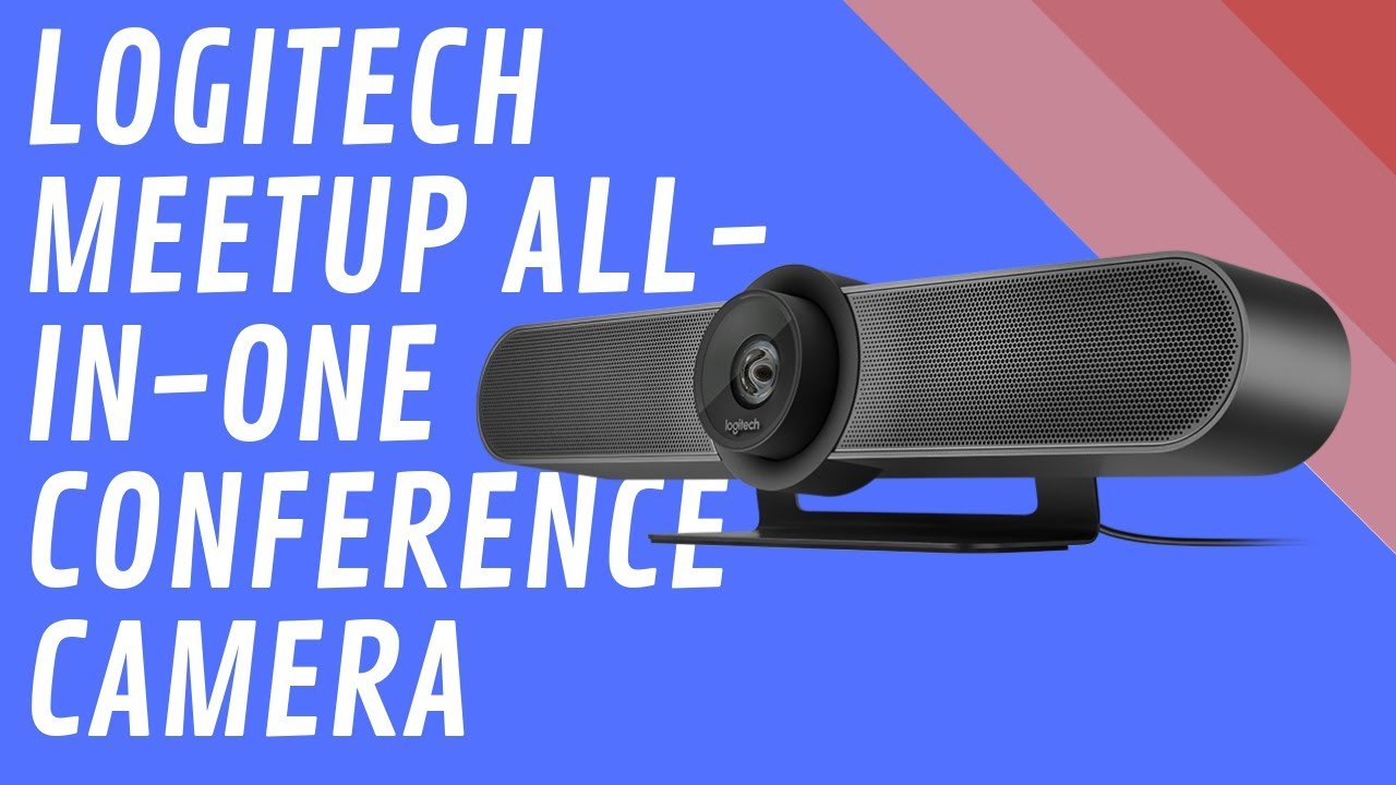 9738e01b77f Buy Logitech MeetUp All-in-One Conference Camera at Best Price in India —  Ooberpad