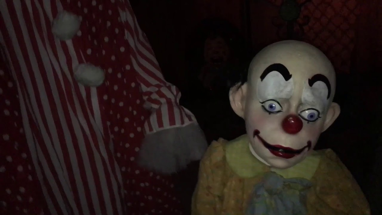 Download The IT Experience Neibolt House in Hollywood 2017  HD Movie