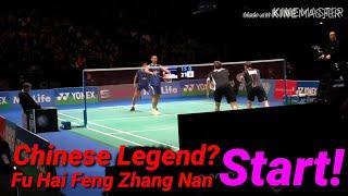 [WBL] 세계를 호령한 중국 남자복식의 전설 푸하이펑 장난 Chinese Badminton Legend of Legend players Fu Hai Feng / Zhang Nan