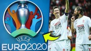 EURO 2020 - CO MUSISZ WIEDZIEĆ? Gdzie Zagrają Polacy?