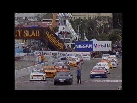 1991 Nissan Mobil 500 Wellington - Full Race