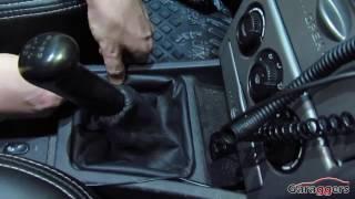 Устраняем дребезг ручки КПП на авто Лада Приора