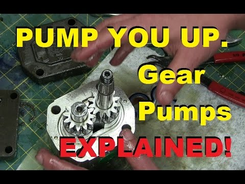 HYDRAULIC GEAR PUMPS EXPLAINED!