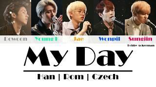 DAY6 - My Day (Han|Rom|Czech) Resimi