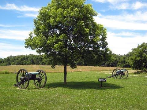Wilson 39 S Creek National Battlefield Tour Missouri Youtube