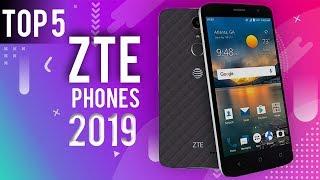 TOP 5 ZTE Phones to Buy in 2019