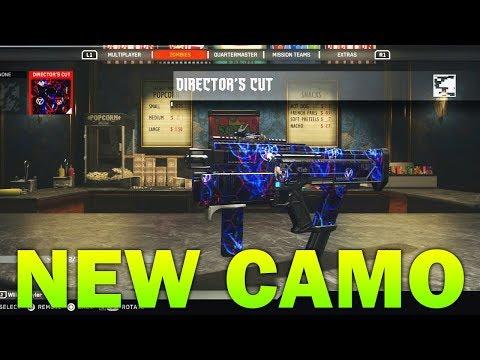New Zombies DLC 4 Director