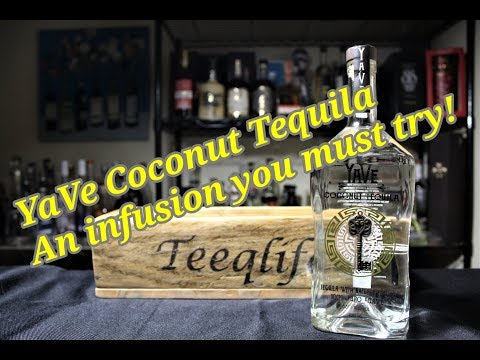 YaVe Coconut Tequila - An Smooth Infusion