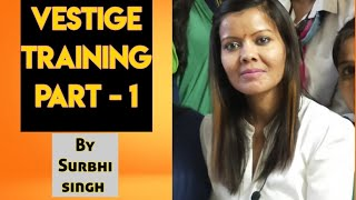 Gambar cover Vestige training by surbhi singh