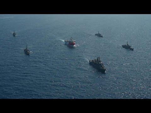 سفن حربية في المتوسط.. توتر تركي يوناني وحلف الناتو يتدخل  - نشر قبل 2 ساعة