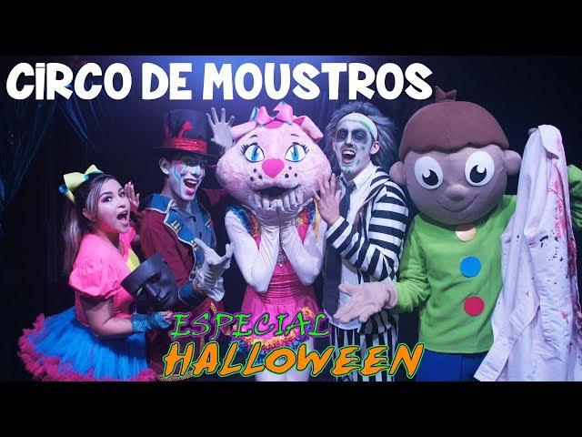 La Gatita Kimy va al Circo - Especial Halloween / Kids Play