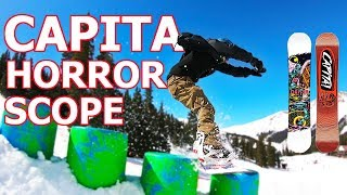 Capita Horrorscope Snowboard Review
