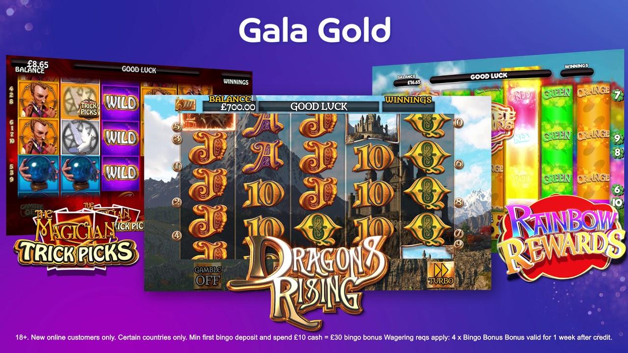 Gala Bingo - Slots and games - Android Google play