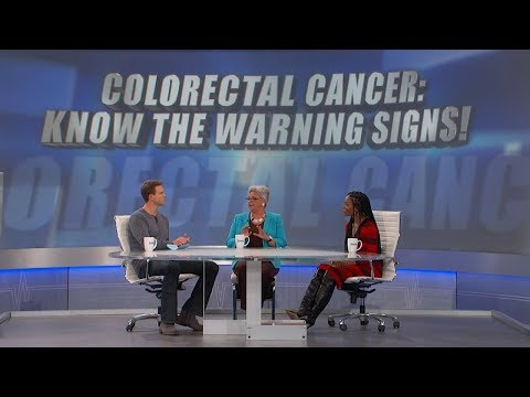 Warning Signs of Colorectal Cancer