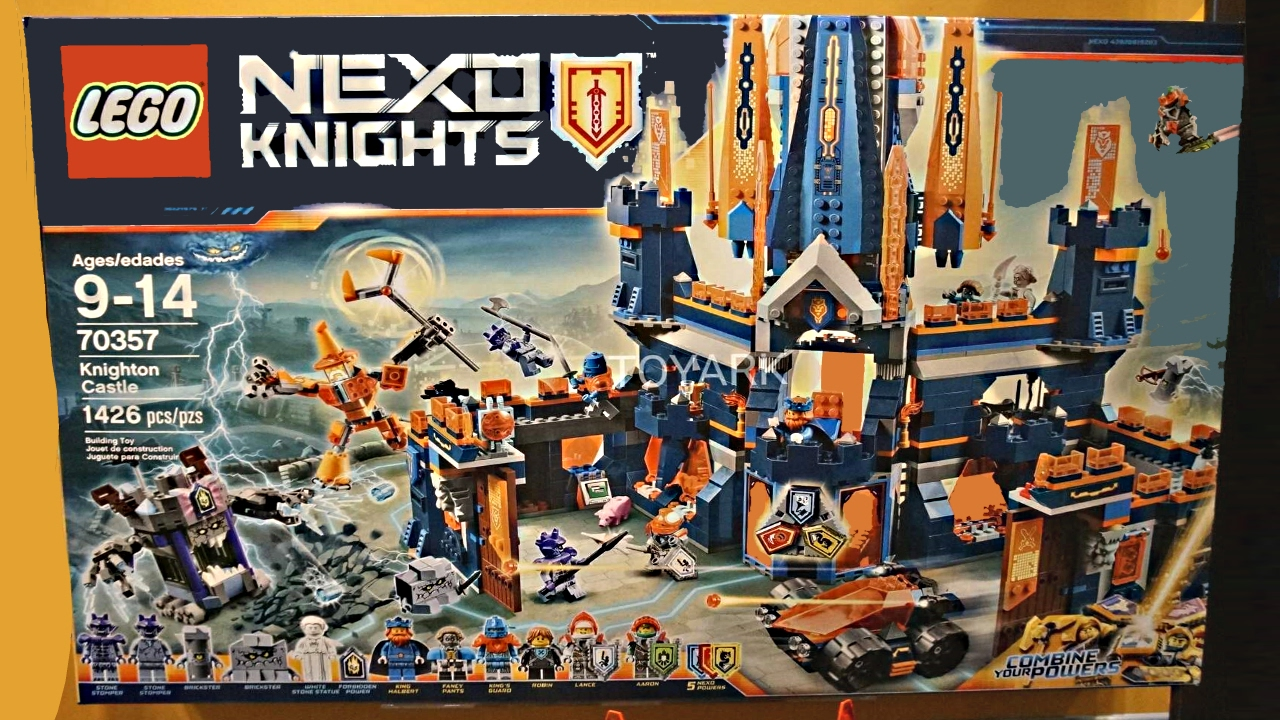 Nexo Knights 2017 Pagebdcom