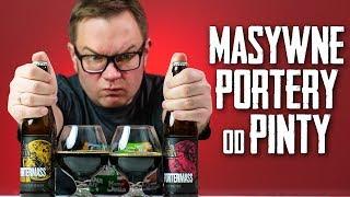 Masywne Portery od Pinty