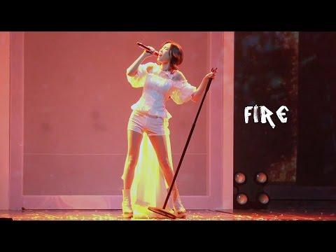 Free Download 170513 태연 - Fire @ Persona In Seoul Mp3 dan Mp4