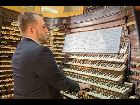 Biggest Pipe Organ in the World | Atlantic City Hall Organ | Boardwalk Hall Organs