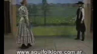 Escondido - Danza Folklorica Argentina