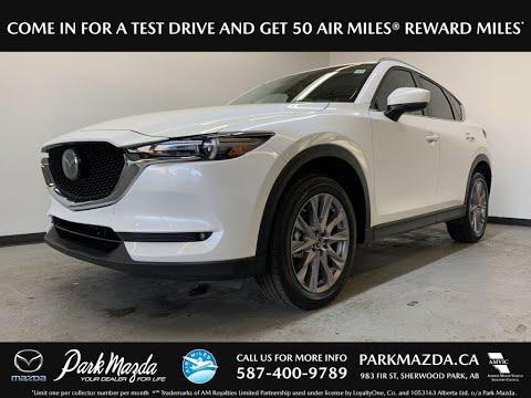 WHITE 2019 Mazda CX-5  Review   - Park Mazda