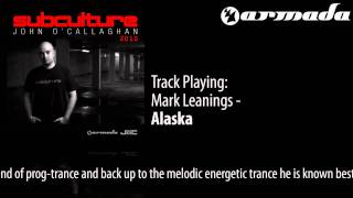 Mark Leanings - Alaska [Subculture 2010 Album Previews]