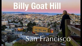 Billy Goat Hill | San Francisco SF, CA ||NomadNav