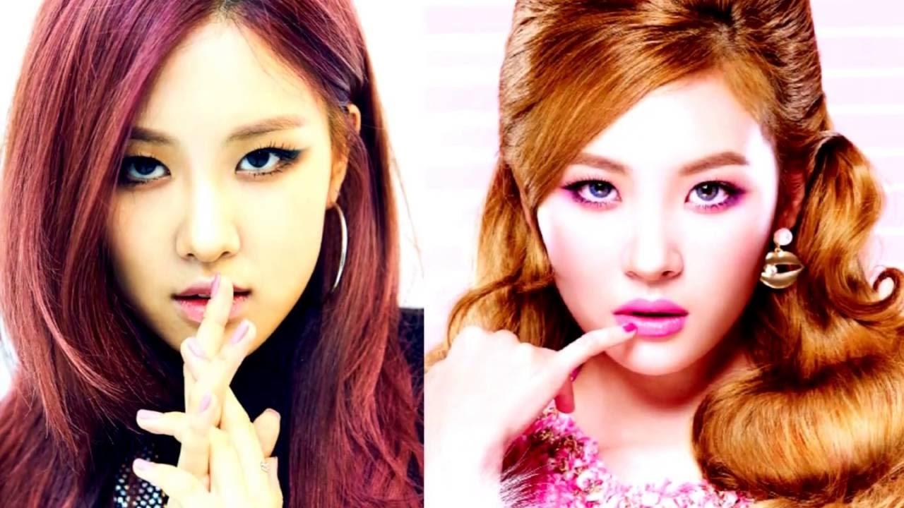 Black Pink Look Alikes Youtube