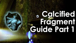 Destiny Taken King: Calcified Fragments Location Guide Part 1 (1-23)