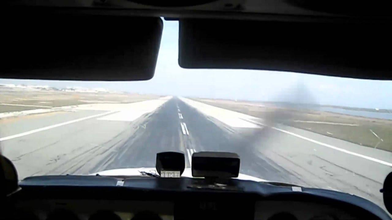 Cessna 172 12 Year Old Pilot Hd Takeoff Amp Landing Cockpit
