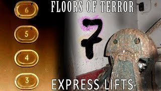 seven floors of terror - THE ABANDONED MOTOR ROOM (Part2)