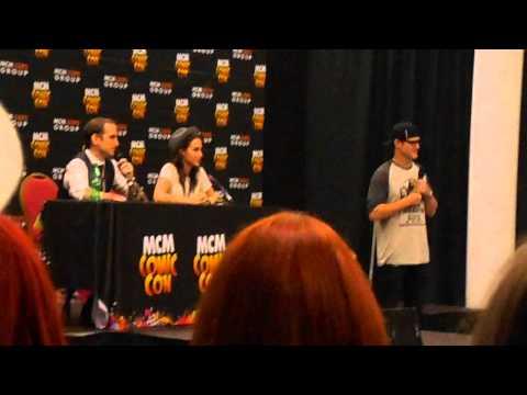 Warehouse 13 Panel Day 1 MCM Ireland Comic Con