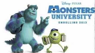 Monsters University (2013) Trailer Reaction/Review
