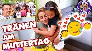 TRÄNEN FLIEßEN am MUTTERTAG - AUSFLUG mit Zuschauern - Family Fun