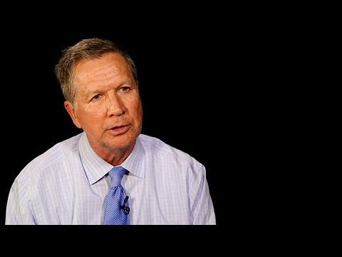 John Kasich: 'I Don't Think Republicans Ought to Hide'
