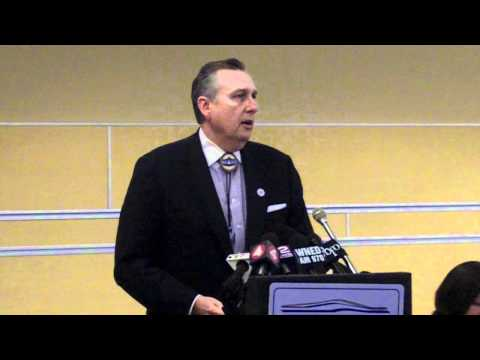 The Seneca Nation of Indians: Niagara Falls International Airport News Conference