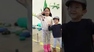 서울식물원-남매의 겨울 나들이/겨울방학/체험학습