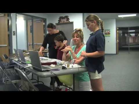 Education Spotlight-Lamarque Engineering Night