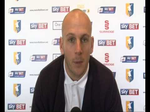 FREEVIEW: Manager Adam Murray's address to the supporters